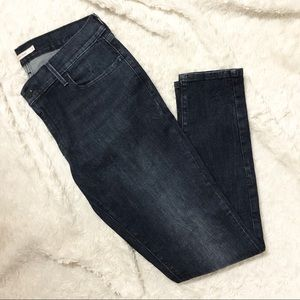 Levi's 710 Dark Wash Super Skinny Jeans
